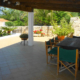 Dining terrace, Casa Celi Sant Lluis