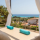 Sea views, Sunset Suites apartments, Son Bou