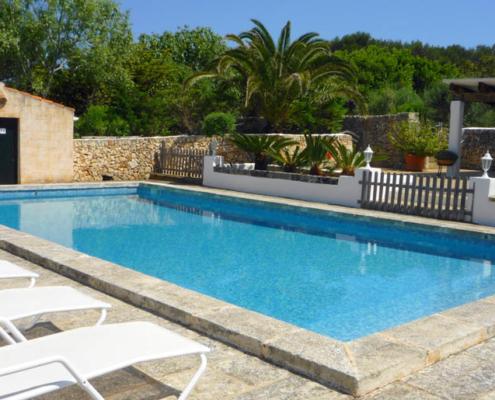Private pool, Casa Celi Sant Lluis