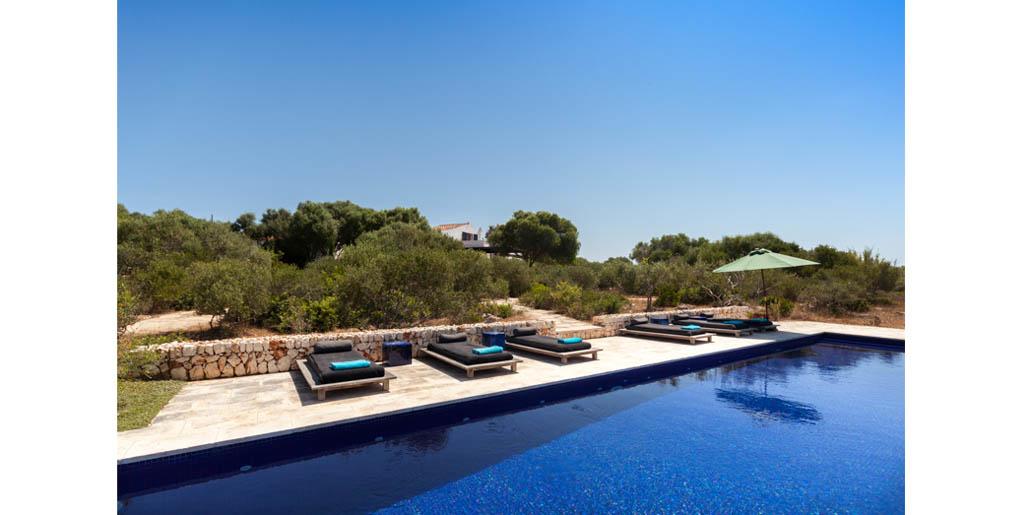 18x4m pool, Santa Ana, Sant Lluis