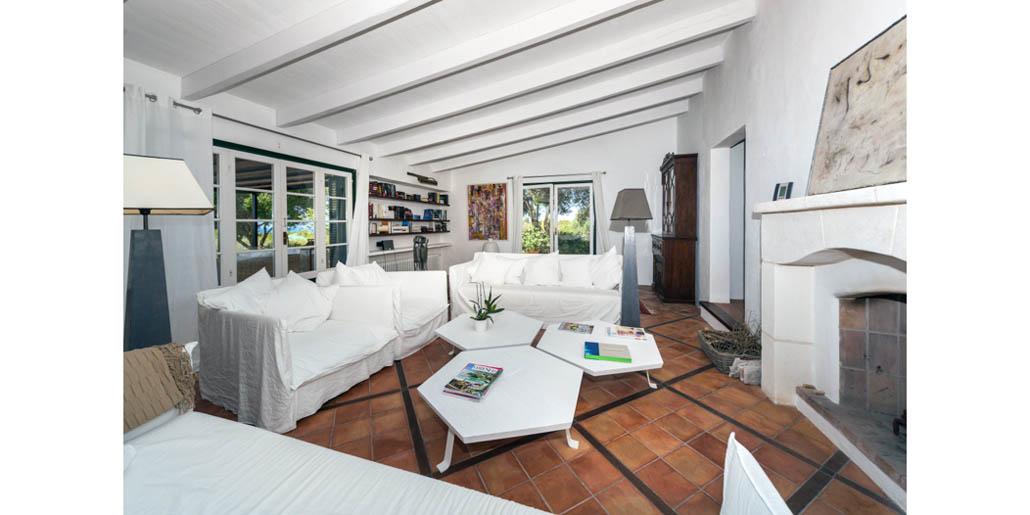 Living room, Santa Ana, Sant Lluis