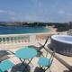 Frontline Arenal, balcony views