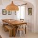 Dining room, Villa Hoedic Trebaluger