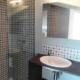 Shower room, Villa Hoedic Trebaluger