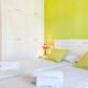 Twin bedroom, Girasols apartments, Son Bou