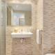 Shower room, Girasols apartments, Son Bou