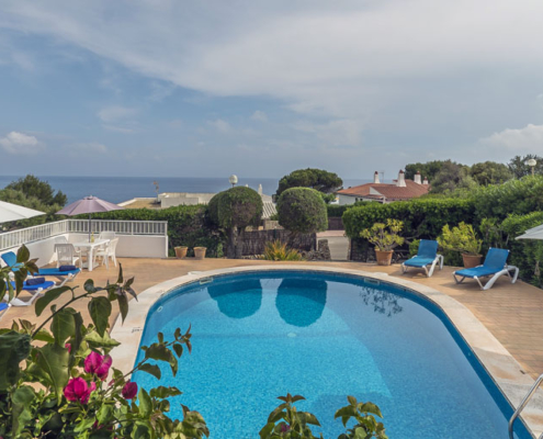 Sea views, Villa Seamar Binibeca