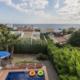 Rooftop views, Villa Eduard Binibeca