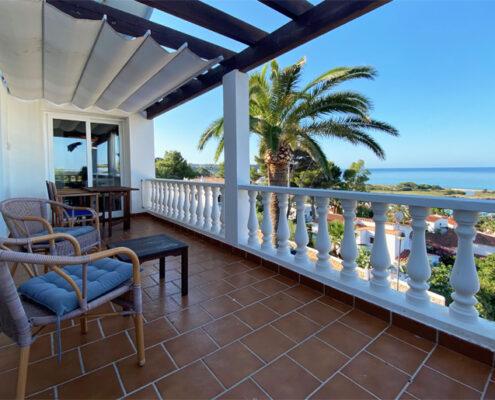 Upper terrace, Villa Adriana, Son Bou