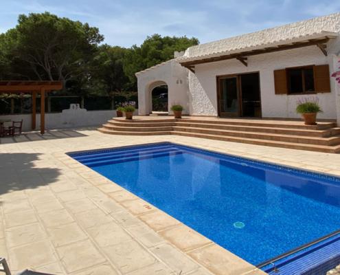 Pool & terrace, Casa Musica, Cala Morell