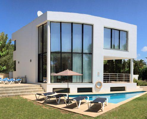 4-bed villa VFW006 Ciutadella