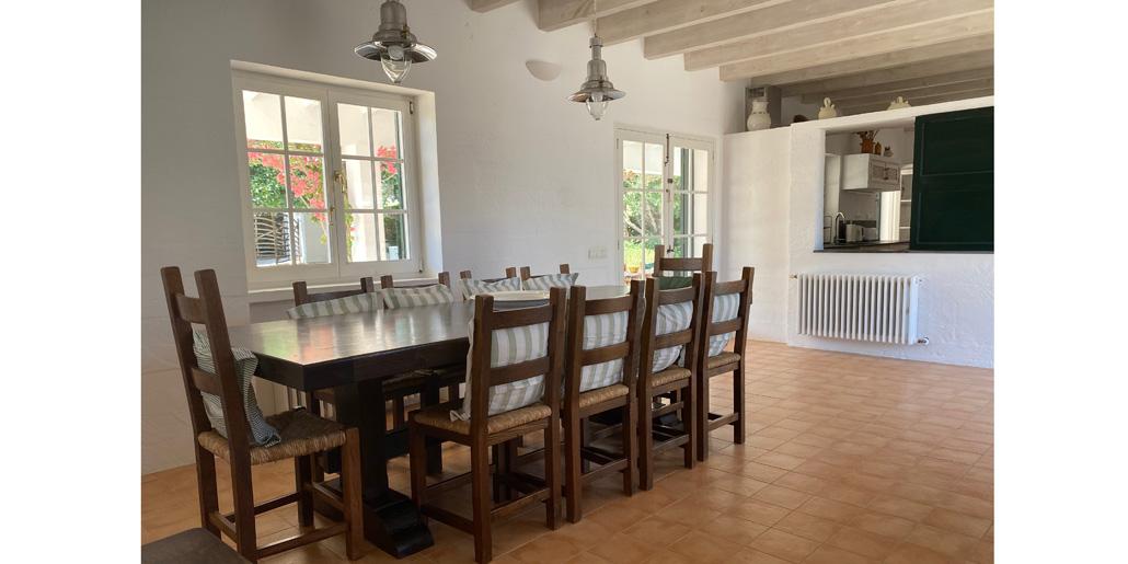 Dining room, Petit Torret