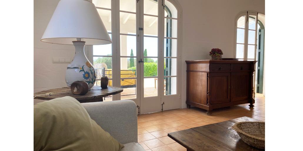 Living room, Petit Torret
