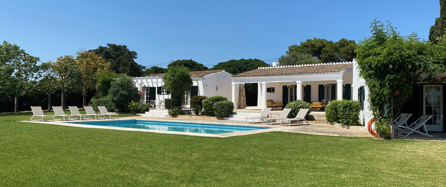 Private pool, Torret country house