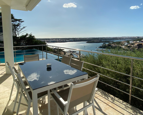 Harbour views, Villa Valerie Cala Llonga