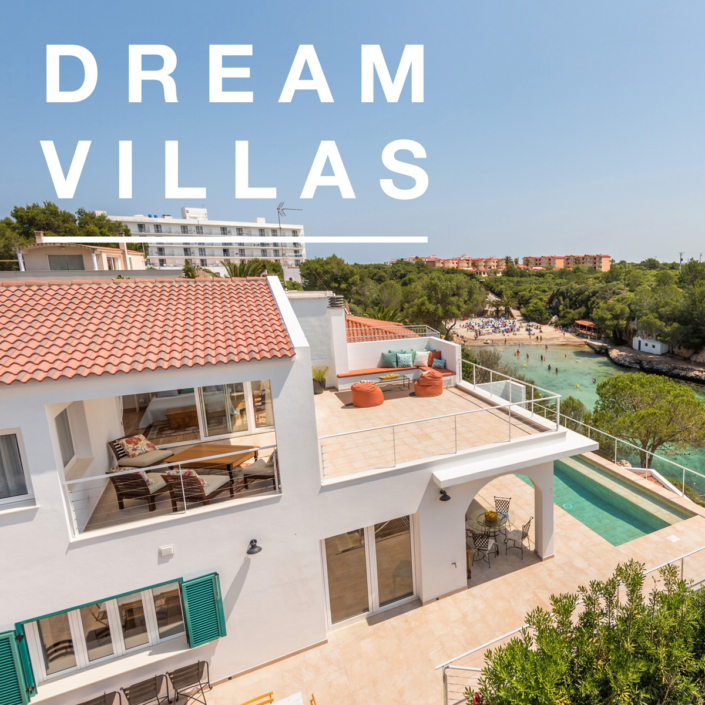 Dream villas Menorca