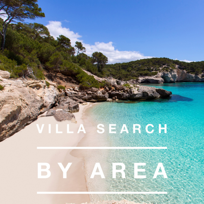 Menorca villa search