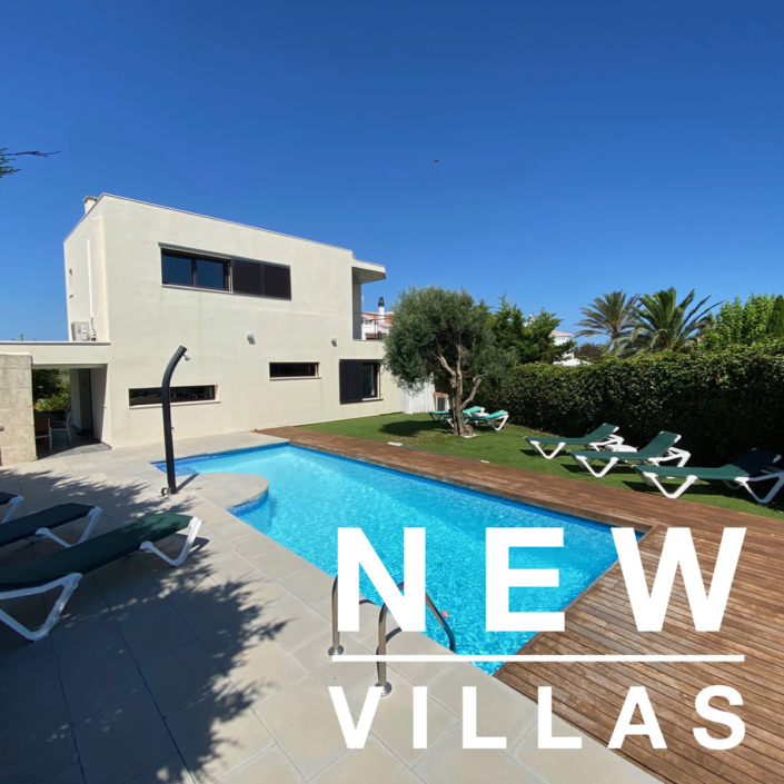 New Menorca villas