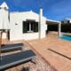 Dining room Casa Avellana, Binibeca