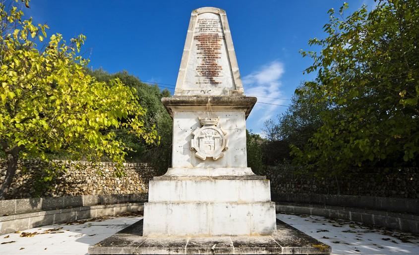 Obelisc Sir Richard Kane