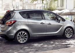 Group D Opel Meriva
