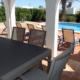 Pool terrace, Casa Floris Binibeca