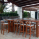 Outdoor dining Binidali 170