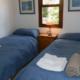Twin bedroom, Casa del Verano Binibeca
