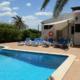 Private pool, Casa del Verano Binibeca