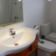 Bathroom, Villa S'Auba Binibeca