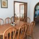 Dining area, Villa Rosa Binibeca