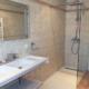 Ensuite shower room, Villa Palmera Binibeca