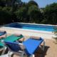Pool terrace, Villa Bini Zulema Binibeca