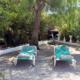 Shady terrace, Villa Bini Zulema Binibeca