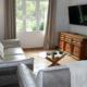 Living room, Villa Leocadia Binibeca