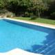 Pool terrace, Villa S'Auba Binibeca