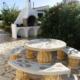 Outdoor dining, Villa Shiraz Cala en Porter