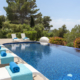 Private pool, Villa Prestige Son Bou