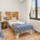 Twin bedroom, Villa Rosa Punta Prima