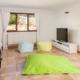 Lower living room, Villa Rosa Punta Prima