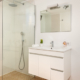 Shower room, Villa Rosa Punta Prima