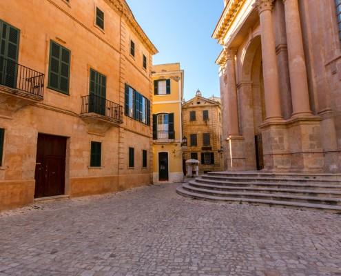 Ciutadella old town