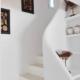Staircase, Villa Hoedic Trebaluger
