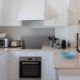 Kitchen, Villa Hoedic Trebaluger