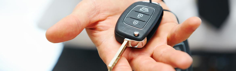 Menorca rental car keys