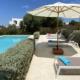 Pool terrace, Casa Mares Binibeca