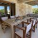 Terrace dining, Casa Mares Binibeca