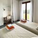 Twin bedroom Villa Blau Mari Cap d'en Font