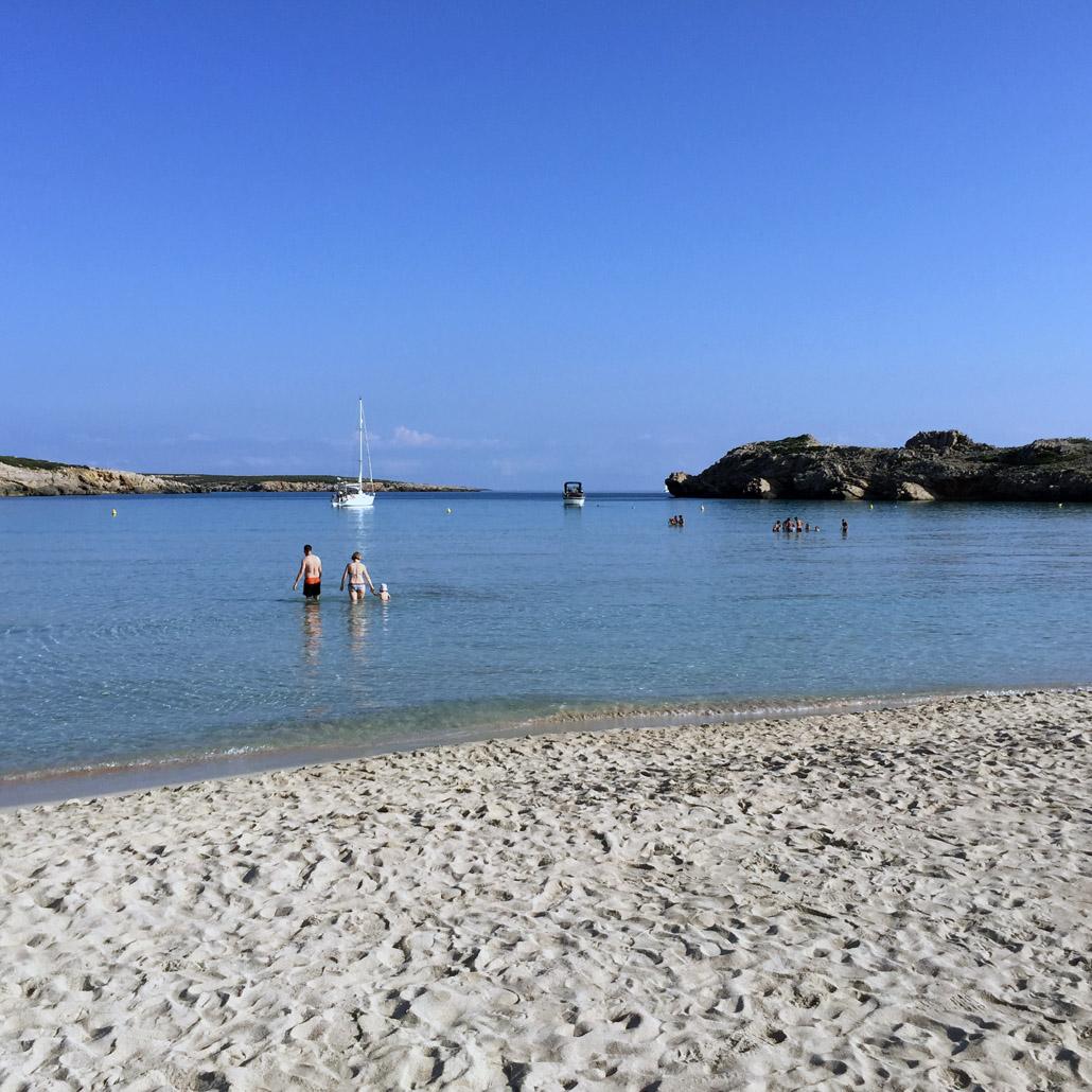 Playa Son Saura, Son Parc