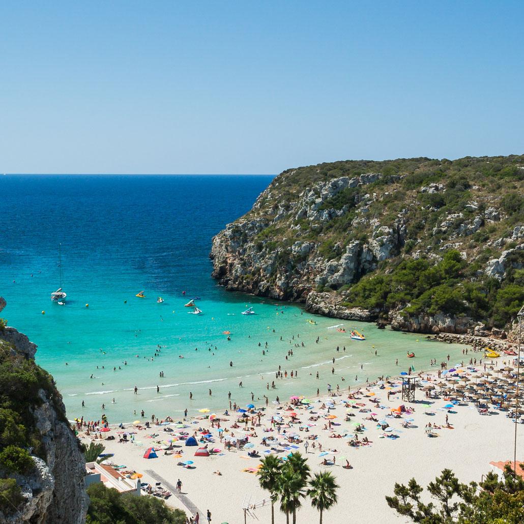 Cala en Porter Menorca